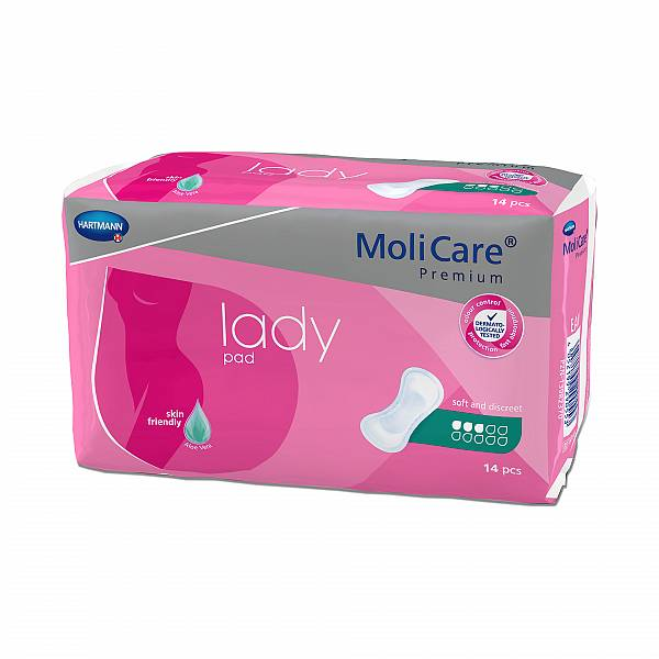 MoliCare Premium lady pad 3 kapljice