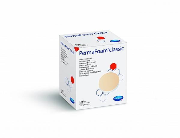 PermaFoam classic 6 cm, okrugli