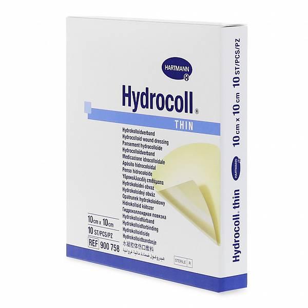Hydrocoll THIN 10 x 10 cm