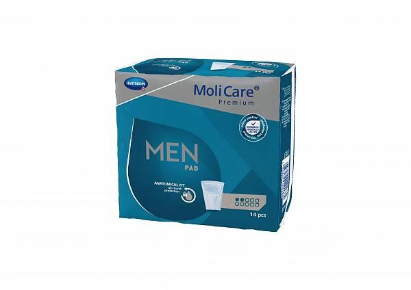 MoliCare Premium MEN PAD 2 kapljice