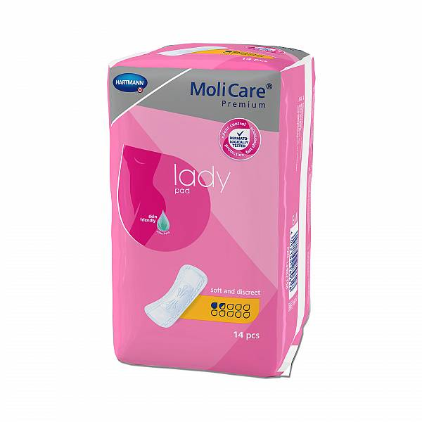 MoliCare Premium lady pad 1,5 kapljica