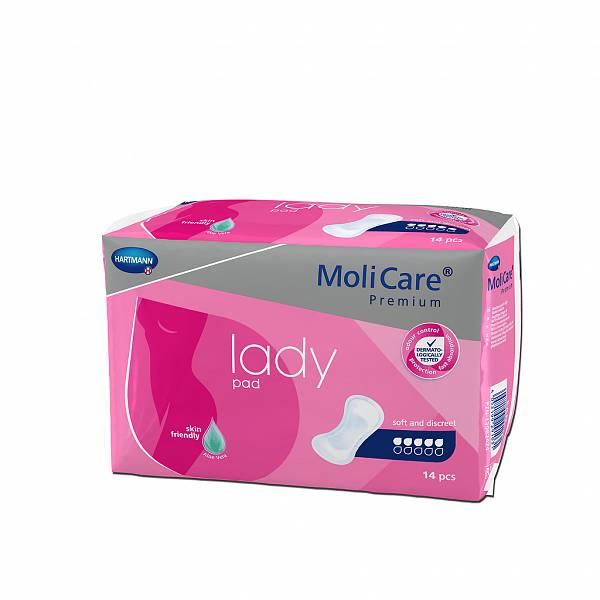 MoliCare Premium lady pad 5 kapljica