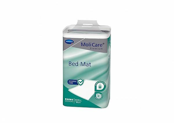 MoliCare Premium Bed Mat 5 kapljica, 60 x 90
