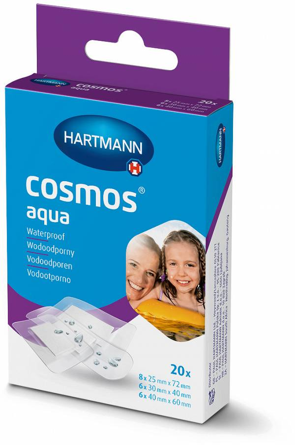 Cosmos aqua