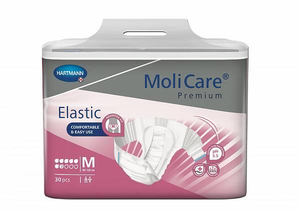 MoliCare Premium Elastic 7 kapljica, M